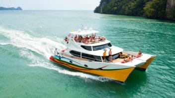 Private Sea Cruises Langkawi